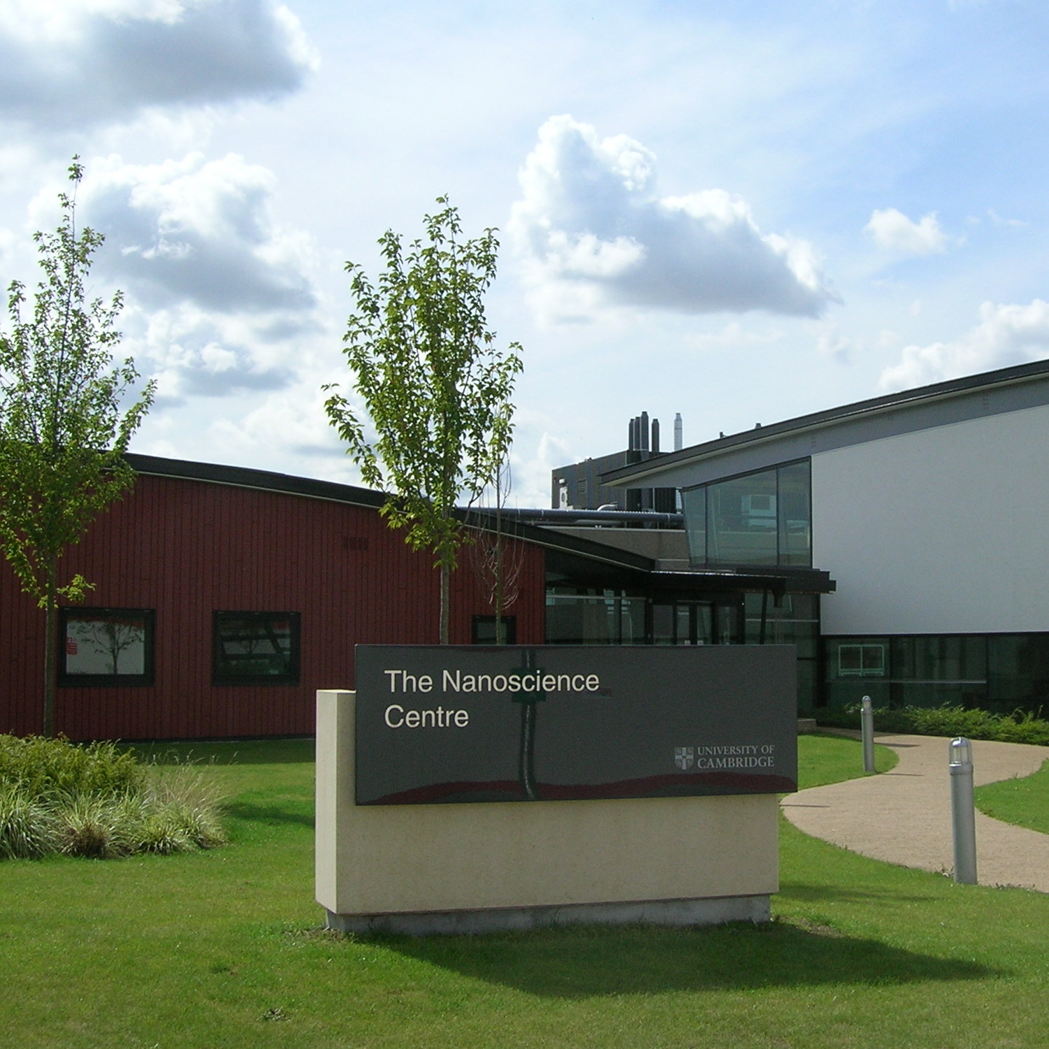Nanoscience Centre - University of Cambridge